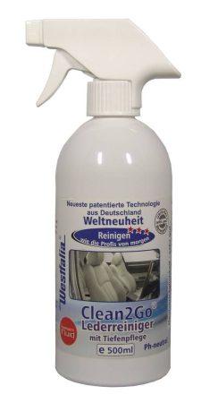 Clean2GO® bőrápoló, 500 ml