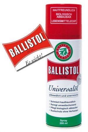 BALLISTOL univerzális ápolóolaj, 200 ml spray.