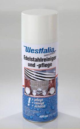 WESTFÁLIA INOX tisztító és ápoló, 400 ml.