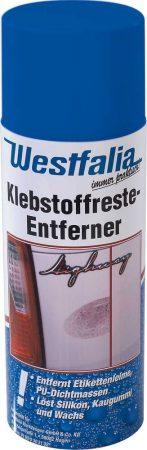 WESTFÁLIA címkemaradvány- és ragasztóeltávolító, 400 ml.