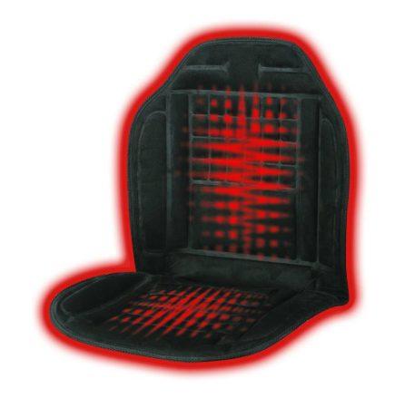 Fűthető üléshuzat 12 V - Akkumulátorvédelemmel