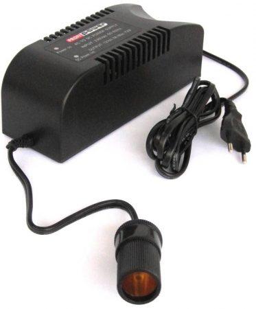 Átalakító 230 V-ról 12 V-ra.
