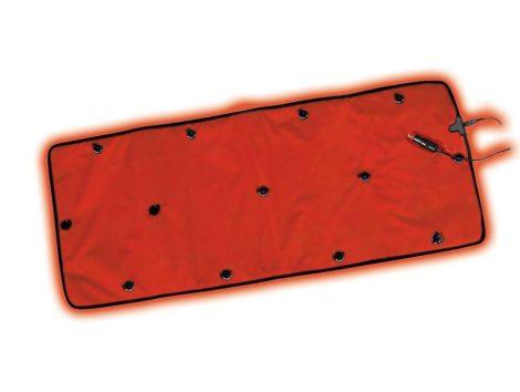 Szélvédő belső fűthető függöny 12 V-os, időkapcsolóval, 100 x 40 cm