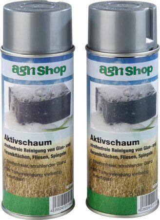 AGRISHOP aktívhab 400 ml – 2 darabos szett.