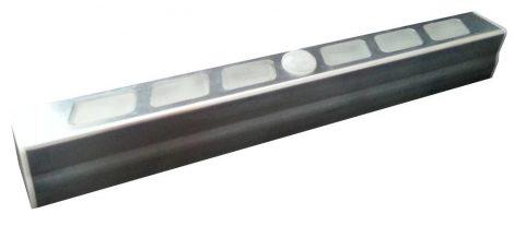 Müller Licht 6 LED-es alumínium lámpa, mágneses, éjszakai mozgásérzékelővel