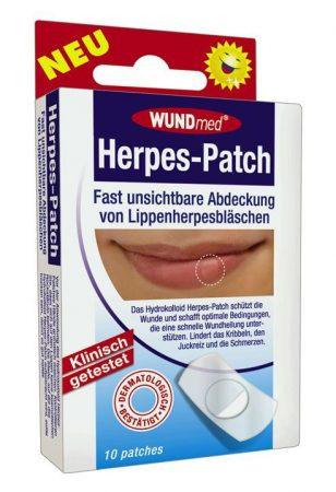 Herpes Patch, 10 darab