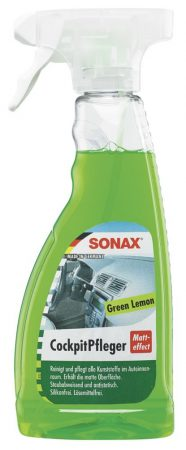 SONAX COCKPIT ápoló, 500 ml, GREEN LEMON.