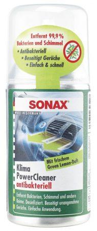 Sonax klíma PowerCleaner 150 ml, zöld lemon