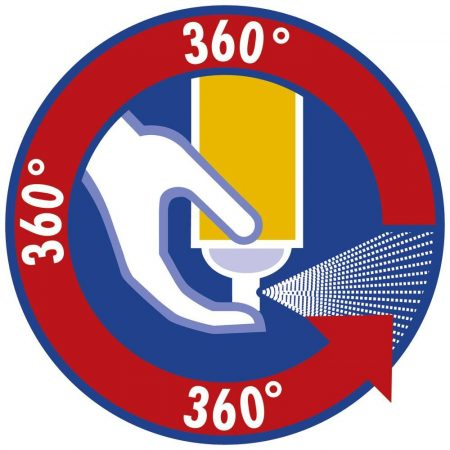 SONAX EASY SPRAY SX90 PLUS, EASY SPRAY – fejjel lefelé is használható - 100 ml.