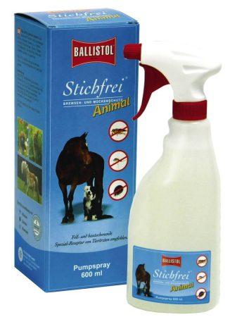 BALLISTOL STICAFREI ANIMAL – csípés nélkül, 600 ml-es pumpás spray.
