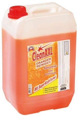 Narancsos tisztítókoncentrátum, CLEAN XXL, 5 liter.