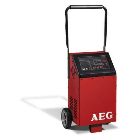 AEG mikroprocesszoros szerviz akkumulátortöltő LW60.0-60A töltési árammal.