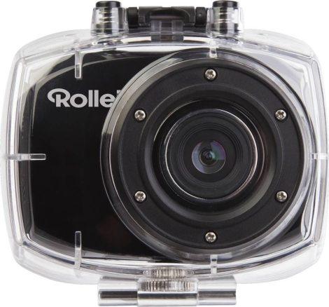 ROLLI RACY 1080p – FullHD akciókamera tartozékokkal.