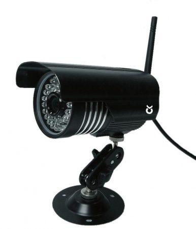 Kamera 2,4 GHz - Hozzá külső antenna, kábel és tartozékok, Cikkszám: 859730H