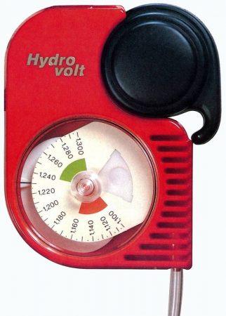 HYDRO VOLT akkumulátorsav vizsgáló.