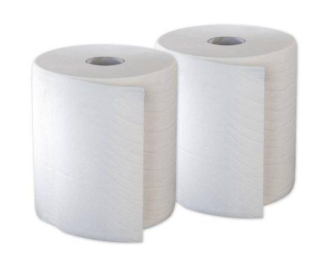 MULTI CLEAN törlőkendő, fehér, kétrétegű, 500 lap.