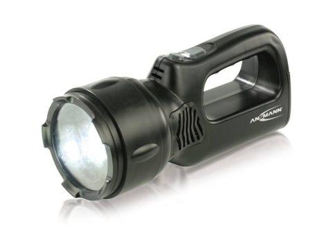 ANSMANN kézi reflektor HSL 1 színszűrővel, tartó mágnessel, 3 W LED lítium akku