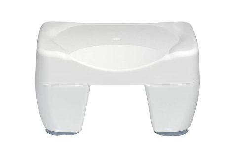 Wenko fürdőkád hokedli Secura, csúszás biztos, 150 kg-ig