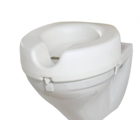 Wenco vécéülőke magasító, Secura, 150 kb-ig