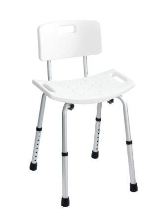 Wenko Secura fürdő hokedli és szék, 130 kg-ig
