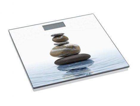 Wenko fürdőszobamérleg, meditation, LCD kijelző