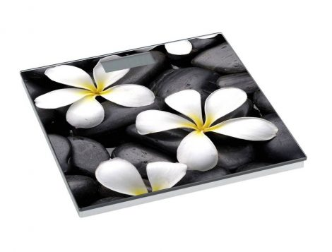 Wenko fürdőszobamérleg, bloom, LCD kijelző