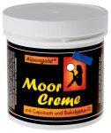 Moor melegítő krém Capsicum és Eucaliptus olajjal, 250 ml-es tégelyben