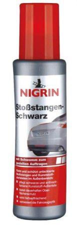 NIGRIN lökhárító spray, fekete.