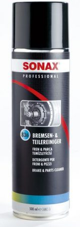 SONAX féktisztító spray, 500 ml, professzionális széria.