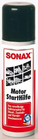 SONAX START segítség, spray 250 ml – segít hidegben és nedves időben, az indításban.