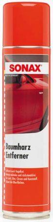 SONAX fenyőgyanta eltávolító, 400 ml, lakkhoz, üveghez, krómhoz és műanyaghoz.